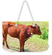 Jamaican Cow Weekender Tote Bag