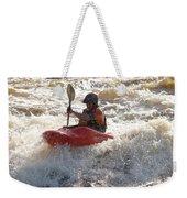 Kayak 4 Weekender Tote Bag