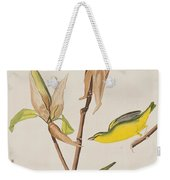 Kentucky Warbler Weekender Tote Bag