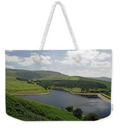 Kinder Reservoir From White Brow Weekender Tote Bag