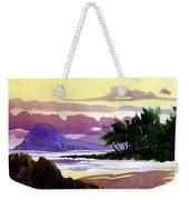 Ko Olina Sunset Weekender Tote Bag