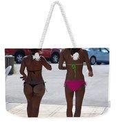 L W Thong Weekender Tote Bag