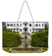 Lake Como,villa Carlotta, Italy Weekender Tote Bag