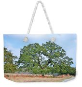 Land In The Hood Weekender Tote Bag
