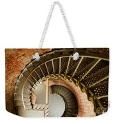 Lighthouse Stairs Cape Blanco Oregon 1 Weekender Tote Bag