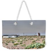 Lights On At The Lighthouse Weekender Tote Bag