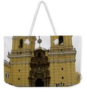 Lima Peru Church Weekender Tote Bag
