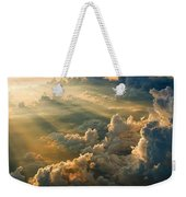 Man's Celestial Choir Weekender Tote Bag