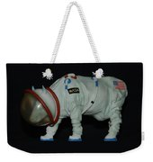 Maurice The Space Cow Boy Weekender Tote Bag