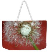 Nature Red Weekender Tote Bag