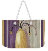 Octillo Branches In An Urn Weekender Tote Bag