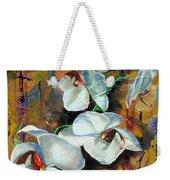 Orchid Yo Weekender Tote Bag