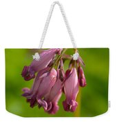Pacific Bleeding Heart 1 Weekender Tote Bag