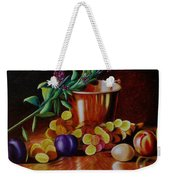Pail Of Plenty Weekender Tote Bag