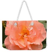 Peachy Perfection Weekender Tote Bag