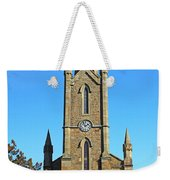 Pointed Church Weekender Tote Bag