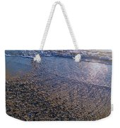 Refreshing Surf Weekender Tote Bag