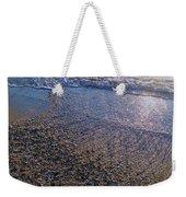 Refreshing Surf Weekender Tote Bag