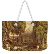 Religious Ceremony In Ancient Greece  Weekender Tote Bag by Francis Oliver Finch