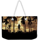 Replica Of The Michelangelo Statue At Ringling Museum Sarasota Florida Weekender Tote Bag
