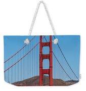 San Fransisco Bay Bridge Weekender Tote Bag