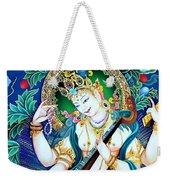 Saraswati 2 Weekender Tote Bag