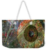 Savior Watching Over Me Weekender Tote Bag