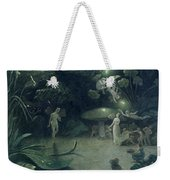 Scene From 'a Midsummer Night's Dream Weekender Tote Bag