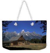 South Moulton Barn Grand Tetons Weekender Tote Bag