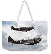 Spitfire And Blenheim Weekender Tote Bag