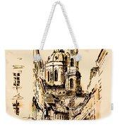 St. Nicholas Church In Prague Weekender Tote Bag