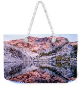 Leprechaun Lake Sunrise Weekender Tote Bag