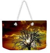 '' Sunset Tree ''  Weekender Tote Bag