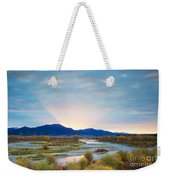 Swan Valley Sunrise Weekender Tote Bag