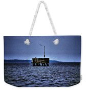 The Dock Of Loneliness Weekender Tote Bag