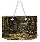 The Forest Brook Weekender Tote Bag