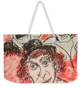 The Marx Brothers Weekender Tote Bag