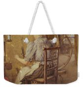 The Spinning Wheel  Weekender Tote Bag