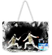 The World Cup Women's Foil  2  Weekender Tote Bag