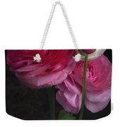 Three And A Half Blooms Weekender Tote Bag