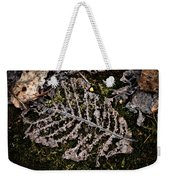 Vanishing Weekender Tote Bag