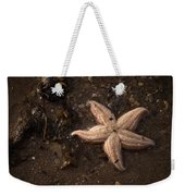 Vanishing Star Weekender Tote Bag