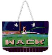 Wack Truck Weekender Tote Bag