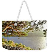 Warmth  Of The Pine Branch. Weekender Tote Bag