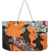 We Need More Stuffing. Weekender Tote Bag