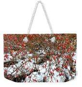 Winter Harvest 2 Weekender Tote Bag