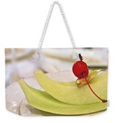 ... With A Cherry On Top Weekender Tote Bag