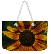 Yellow Sun Flower Weekender Tote Bag