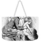 Pears' Soap Ad, 1887 Weekender Tote Bag