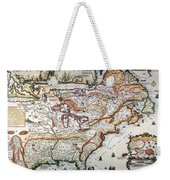 New France, 1719 Weekender Tote Bag